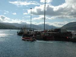North West Inshore Fishery Group, Ullapool, UK (Marine Scotland, 2009)
