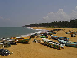 Coastal gill net vessels, Chilaw, Sri Lanka (FAO, 2007)