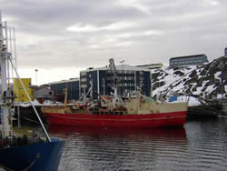 Nuuk Northern prawn trawler,Greeland Fishery Partnership Agreement Evaluation,EC 2005