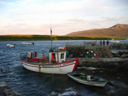 Outer Hebrides Inshore Fishery Group, Lochmaddy, UK (Marine Scotland, 2009)